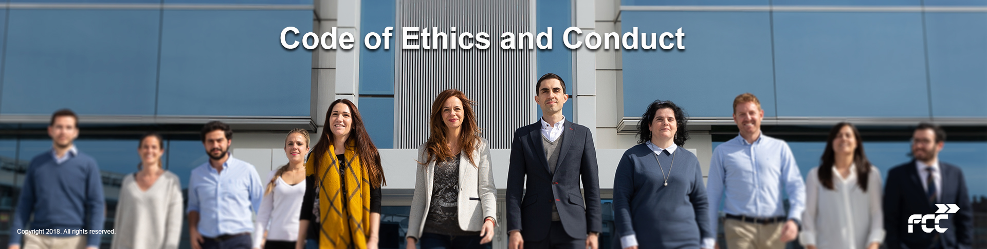 Open Code of Ethics and Conduct PDF (Open in new window)